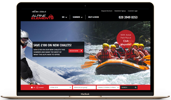 Alpine Elements Case Study