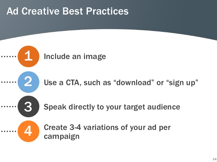 Ad Creative Best Practices