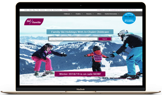 SkiFamille Case Study